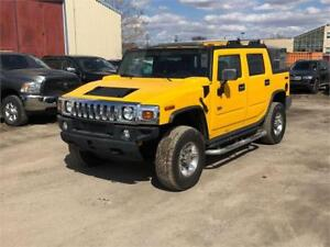 2005 HUMMER H2 SUT **LEATHER**SUNROOF**CERTIFIED**