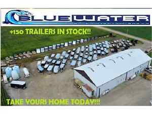 2016 ATV Trailer 80 x 12!! EASY LOADING FOR YOUR ATV- $47/MTH!! London Ontario image 6