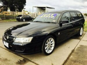 2007 Holden Commodore VZ MY06 Upgrade Acclaim 4 Speed Automatic Wagon