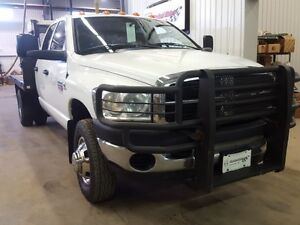 2009 Dodge Ram 3500 HD Chassis