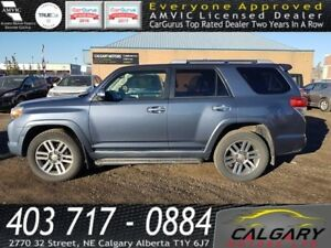 2011 Toyota 4Runner 4WD 4dr V6 Limited Edition