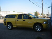 2005 Dodge Power Ram 1500 SLT Pickup Truck