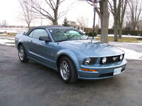 2005 Ford Mustang GT Convertible - Never Winter Driven