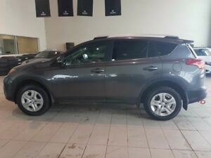 2014 Toyota Rav4 LE - CD, Media Inputs + Bluetooth!