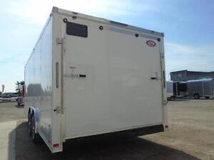 ENCLOSED CARGO/CAR HAULER LOWEST PRICE OF THE YEAR 20' LONG London Ontario image 7