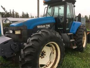 1998 New Holland TV140 Bi-directional 4 WD Tractor