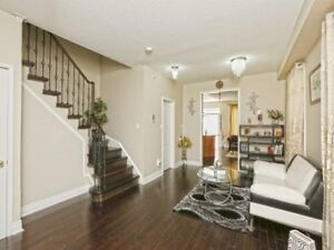 ** Beautiful & Bright 3 bdrms house for sale in Brampton!!