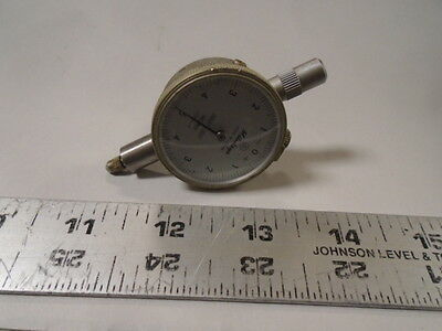 Machinist Tools Lathe Mill Mitutoyo Dial Indicator Gage Gauge .0001
