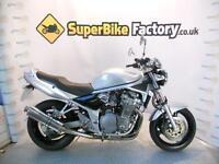 2005 05 SUZUKI BANDIT 600