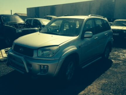 WRECKING Toyota RAV4 2001 4 Door 4x4 All parts Werribee South Wyndham Area Preview