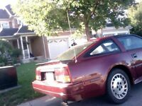 1986 Nissan 300ZX Turbo (2+2)