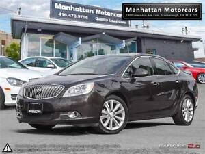 2014 BUICK VERANO LUXURY |SUNROOF|ALLOYS|CAMERA|WARRANTY|69KM