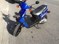 Bws Yamaha 2005 10000km on tres bonne condition
