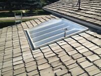 Replacing your old roof is Easy!