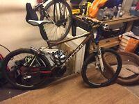 Full suspension mountain bike Carrera Banshee X
