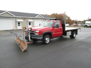2006 Chev 3500 Cab and Chassis