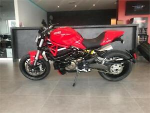 2016 DUCATI MONSTER 1200S!$81.34 BI-WEEKLY WITH $0 DOWN!809KMS!