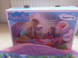 peppa pig bed