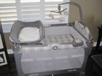 Graco Pac n Play with changing station