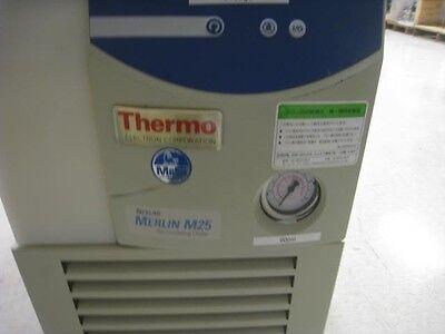 Thermo Neslab Merlin M25 Chiller, BOM# 262112032000, 326003