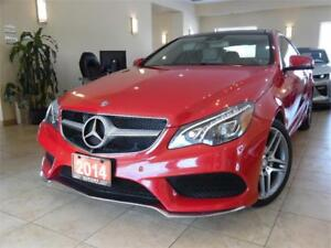 2014 Mercedes-Benz E350 4Matic Coupe Navi|360CAM|PanoRoof!