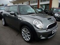 MINI HATCH COOPER 1.6 COOPER S 3d 172 BHP (grey) 2007