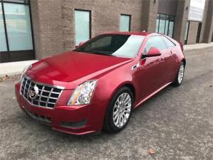 Cadillac CTS4 Coupe 2012