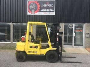 Chariot élévateur / Lift Hyster