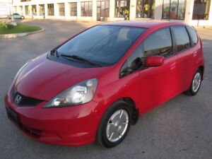ONE OWNER !! GAS SAVER ! 2010 HONDA FIT