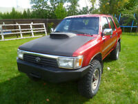 Toyota 4runner / hilux turbo diesel intercooler (Prend exchange)