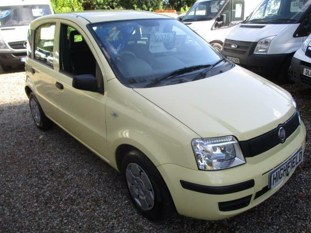 2009 Fiat Panda 1.1 Active ECO 30,000 MILES GUARANTEED