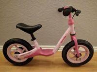 *REDUCED* Kettles Balance Bike with brake - PINK