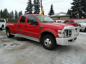 2009 Ford F-350 ONLY 155, 000KMS/LEASE OR FINANCE ONLINE Edmonton Edmonton Area image 1