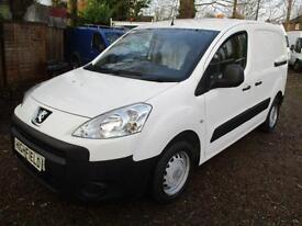 2011 Peugeot Partner 1.6HDi 1 owner 90PS 2011 reg 70,000 miles 850 NO VAT