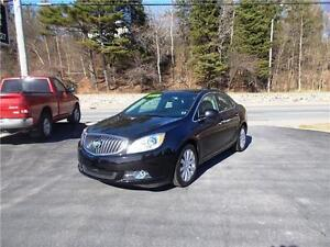 2012 BUICK VERANO...LOADED!!! FACTORY REMOTE STARTER & MORE!!