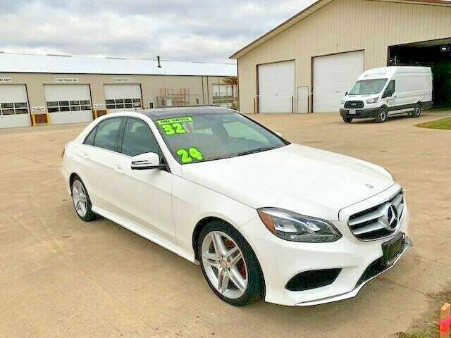 Image 1 Voiture American used Mercedes-Benz E-Class 2014