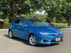 2017 Toyota Corolla ZRE182R Ascent Sport S-CVT Blue 7 Speed Constant Variable Hatchback Enfield Port Adelaide Area Preview