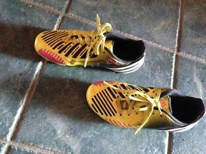 girls adidas predators size 2 soccer shoes $20.00