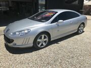 2006 Peugeot 407 HDi Silver 6 Speed 6 SP Semi Auto Coupe Arundel Gold Coast City Preview