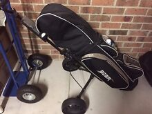 GOLF CLUBS, BUGGY, BAG, BALLS & more!   USED ONCE ONLY!!! Vermont Whitehorse Area Preview