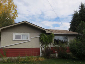 House for rent in Rocky Mountain House