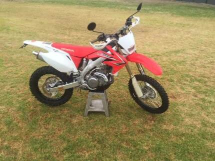 Honda CRF 450X 2010 Roma Roma Area Preview