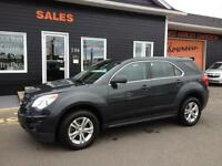 2012 Chevrolet Equinox LS FWD - 4cyl - Only 85000 Kms
