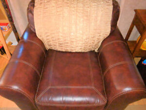 Blended Leather Chair London Ontario image 2