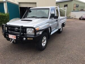 2013 Toyota Hilux KUN26R MY12 SR5 (4x4) Gold 5 Speed Manual Dual Cab Pick-up Holtze Litchfield Area Preview
