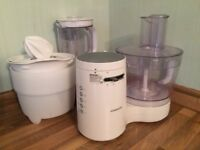 Kenwood Food Processor with extras