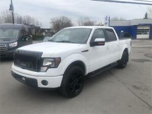 2012 Ford F-150 2012 Ford F-150 - 4WD SuperCrew 145  FX4