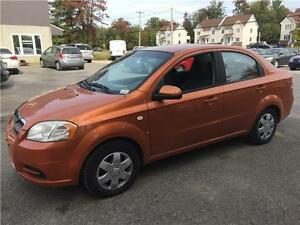2007 Chevrolet Aveo LS **AUTOMATIQUE 84171km **
