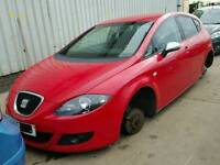 Seat leon mk2 2.0 fsi breaking for spares 05-08