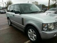 LAND ROVER RANGE ROVER VOGUE AUTOMATIC LEATHER ALLOYS 12 MONTHS MOT 4X4 4WD